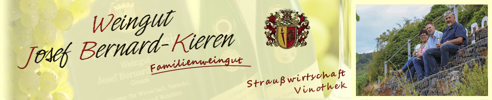 Wein aus Graach-Logo